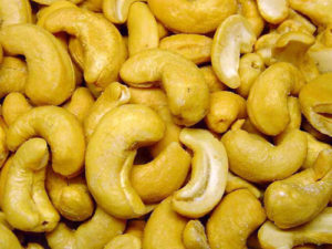 cashews and histamine